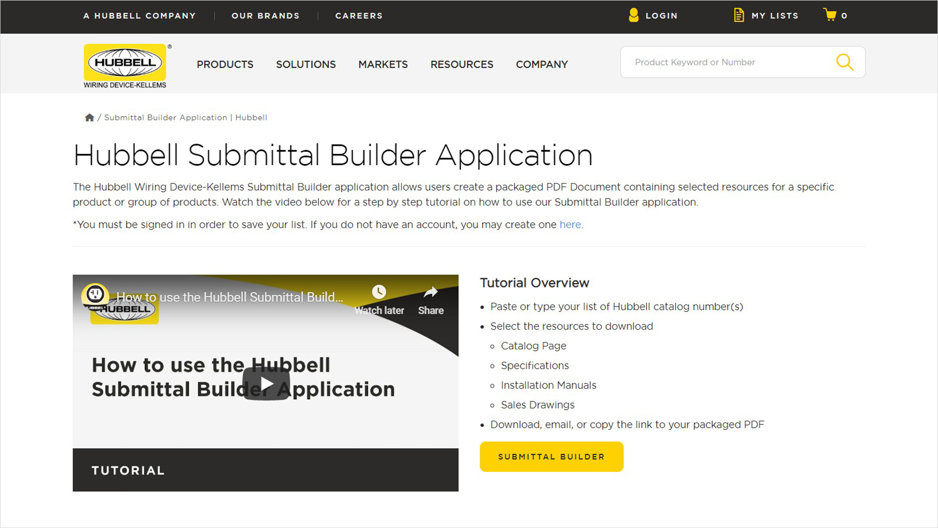 Submittal-Builder